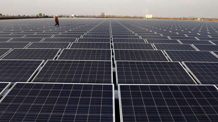 بناء أكبر محطة طاقة شمسية في العالم في مصر