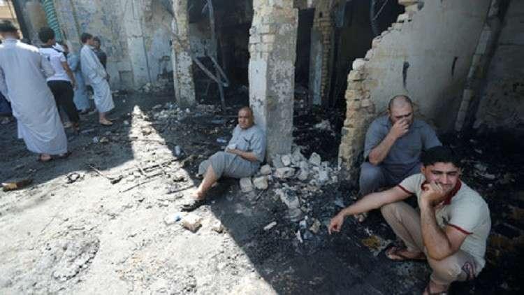 استهداف مرقد ديني شرقي العراق بتفجيرين