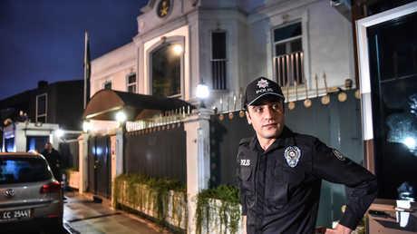 الشرطة التركية تأجل تفتيش منزل القنصل السعودي في اسطنبول