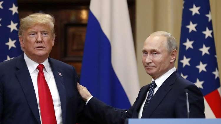 الكرملين: في باريس سيحدد بوتين وترامب موعد لقاء متكامل بينهما