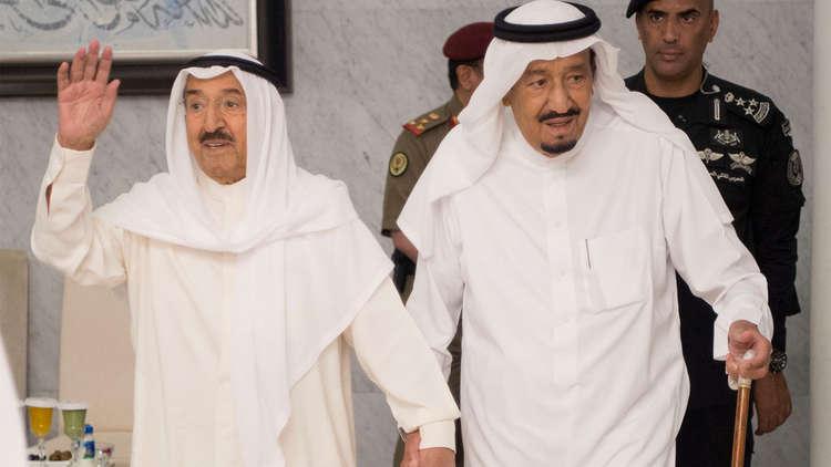 الكويت: نأمل قريبا بحل خلافنا مع السعودية بشأن آبار النفط في المنطقة المحايدة