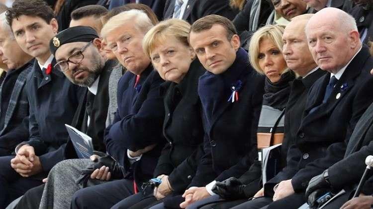 البيت الأبيض: محادثات ترامب في باريس كانت