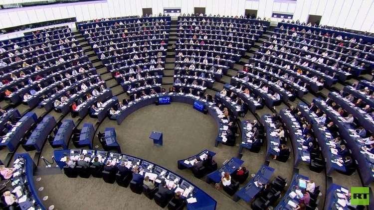 البرلمان الأوربي يقترح فرض حظر تسليح على التحالف العربي