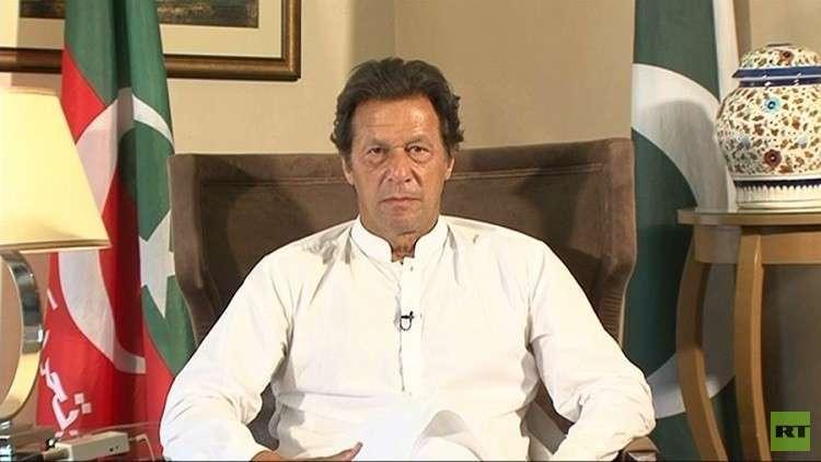 رئيس وزراء باكستان يرد على تصريحات ترامب