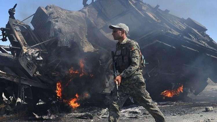 الخسائر القياسية في صفوف القوات الأفغانية تدفع المجندين الى ترك جيش بلدهم 5bfb9d6ad437504c788b45a0