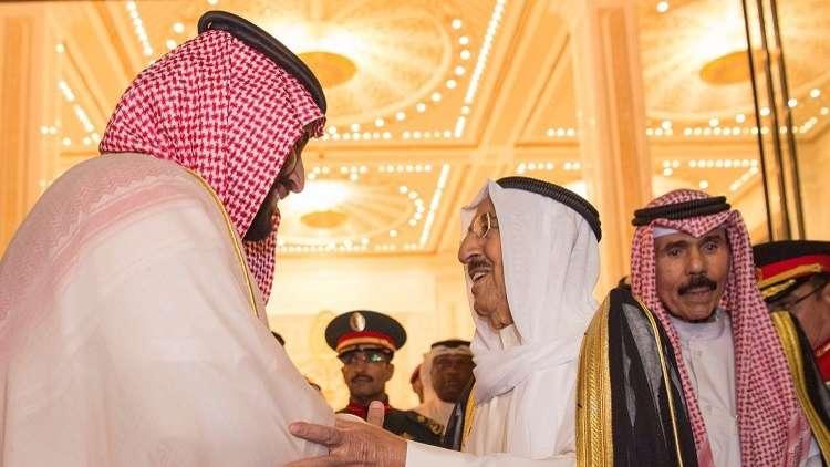 أمير الكويت يحذر من أخطر التحديات التي تواجه الخليج ويتطرق إلى حرب الإعلام