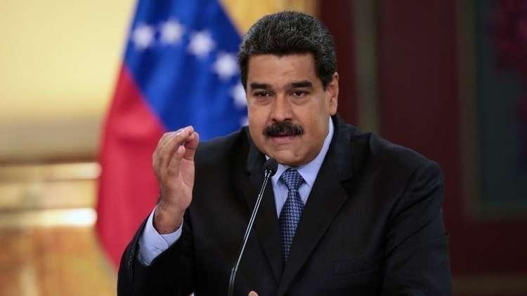 مادورو يتهم واشنطن بمحاولة خلعه