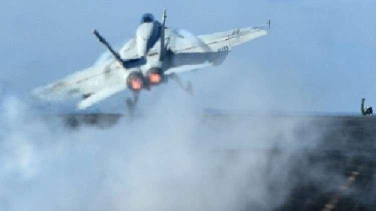 اصطدام وتحطم مقاتلتين أمريكيتين قبالة سواحل اليابان 5c0f522c95a597c0408b45bc