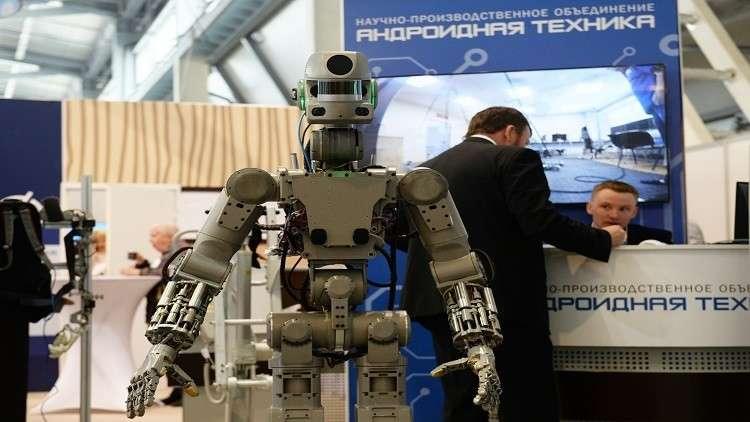 لماذا لا تصمم مؤسسة البحوث المتقدمة الروسية روبوتات لإطلاق النار؟