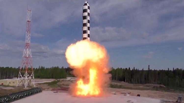 "روسيا تبدأ اختبارات طيران ""الشيطان-2"" قريبا 5c1739d795a597402d8b4652"