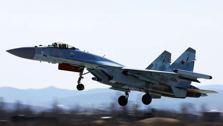 مقاتلتان روسيتان تظهران في سوريا تفوقا لافتا 5c1761a495a597c7798b459d