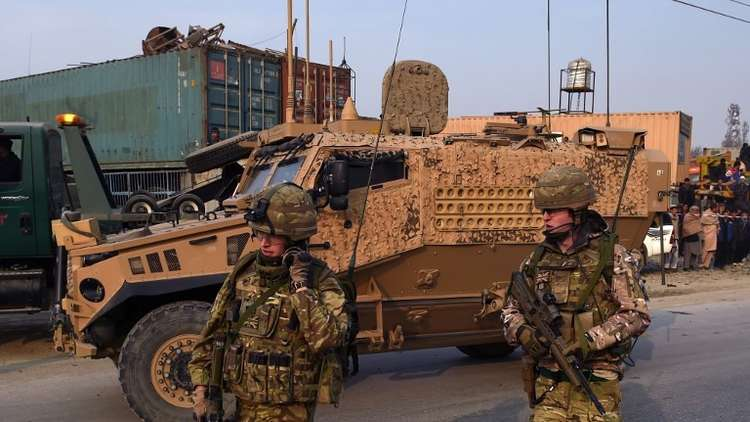 أنباء عن مقتل 5 جنود بريطانيين في دير الزور 5c36cc89d43750c4358b45bb