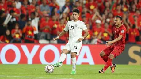 شاهد أهداف مباراة اليمن وفيتنام