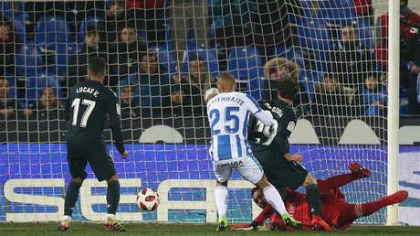 رغم الخسارة.. ريال مدريد إلى ربع نهائي كأس الملك