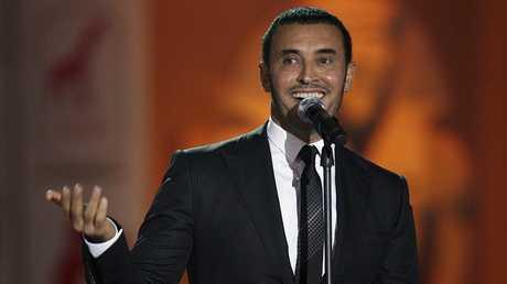 """كاظم الساهر: أتشرف بأن يكون """"سلام عليك"""" نشيدا وطنيا للعراق"""