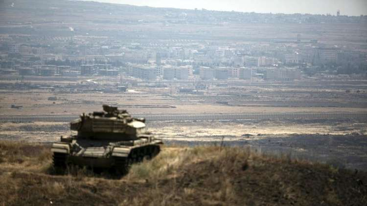 SANA: The Israeli army shelled a town in rural Quneitra without damage