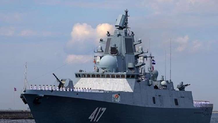 """الأسلحة الجديدة للفرقاطة الروسية """"أدميرال غورشكوف"""" 5c84b4e1d4375000198b461c"""