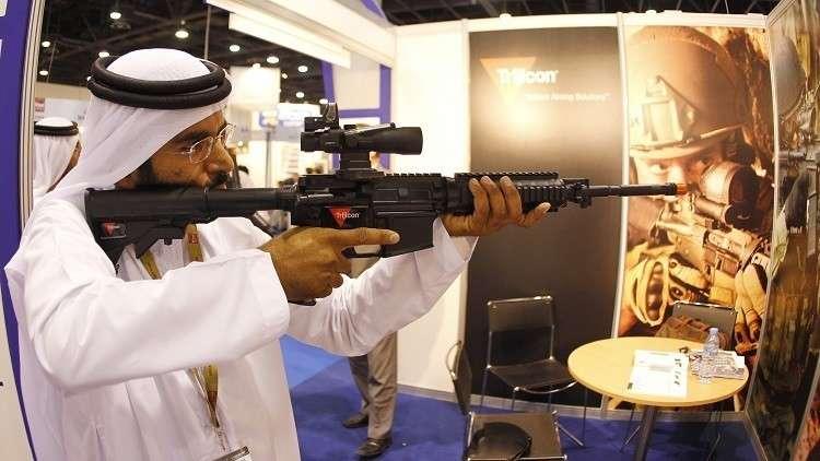 4 دول عربية من أكبر مستوردي الأسلحة في العالم 5c8607d095a597213b8b4592