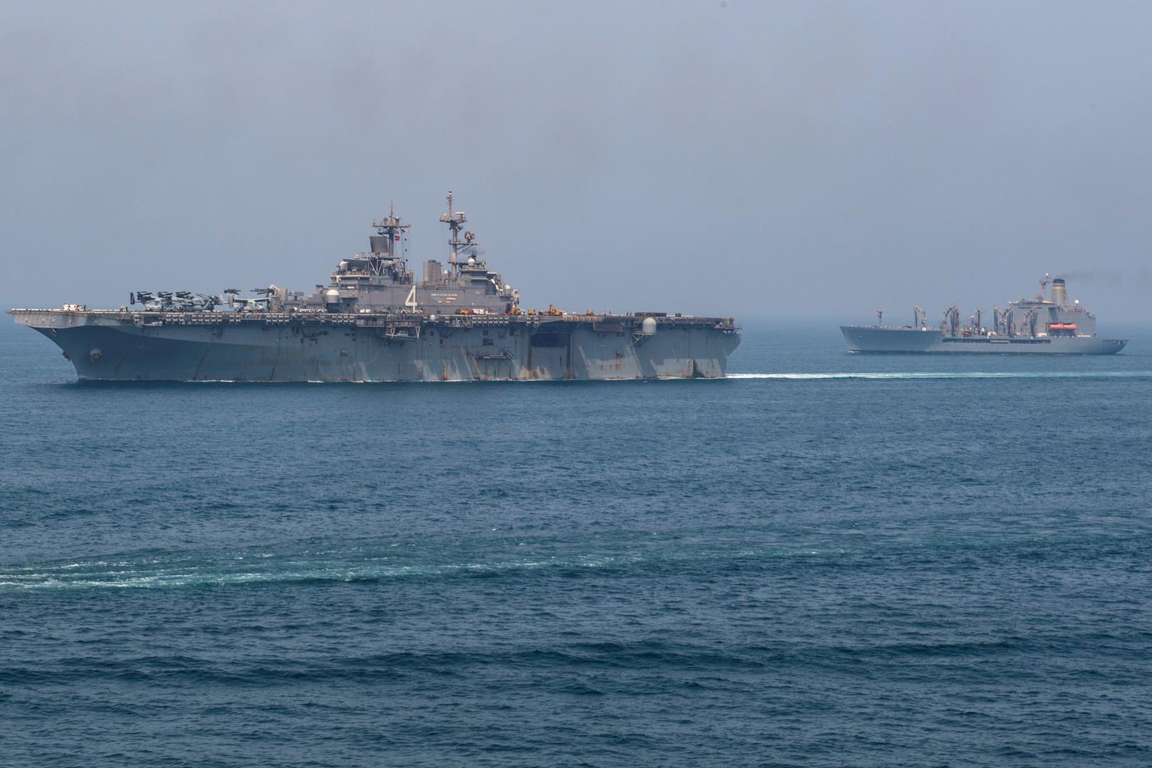 البنتاغون يحشد في الخليج: اليابان تتأنى والصين تستجيب