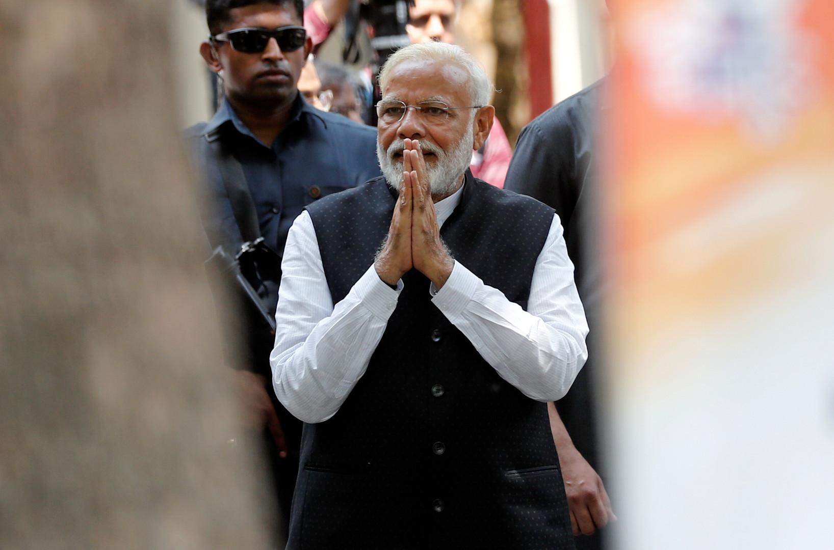 رئيس الوزراء الهندي: الإجراءات في كشمير تاريخية وستحرر الإقليم من الإرهاب والانفصالية