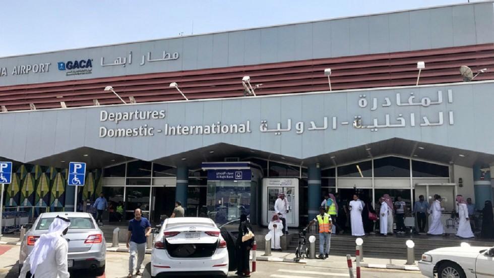استهداف مطار أبها الدولي جنوبي السعودية بطائرات مسيرة تابعة للحوثيين