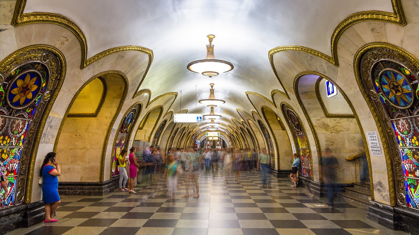 10 most beautiful mosaics of the Moscow Metro (PHOTOS) - Russia Beyond