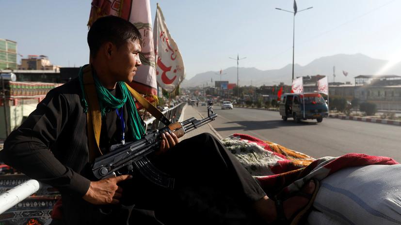 Патрушев предупредил об опасности повторения сирийского сценария в Афганистане