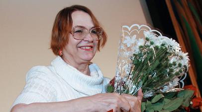 Дочь Нины Руслановой опровергла сообщения об инфаркте у актрисы