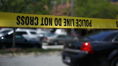 Неизвестный открыл стрельбу в американском городе Цинциннати