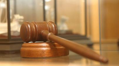 Суд арестовал подростка, подозреваемого в убийстве мужчины в Петербурге