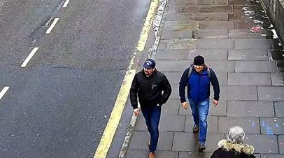 МИД России: Британия отказалась предоставить данные о подозреваемых по делу Скрипалей