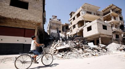 Рухани рассказал о негативных последствиях присутствия США в Сирии