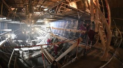 На юго-западном участке БКЛ в Москве началось строительство нового тоннеля