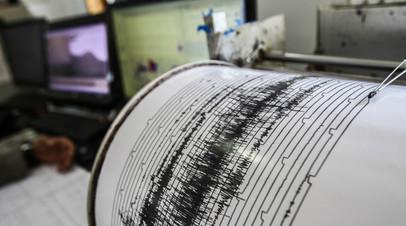 В результате землетрясения на юго-западе Китая пострадали 27 человек