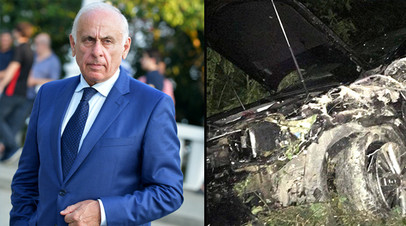 «Речи о теракте или покушении не идёт»: что известно о ДТП, в котором погиб премьер-министр Абхазии Геннадий Гагулия