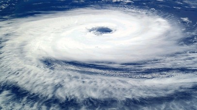 Тропический шторм «Флоренс» усилился до урагана