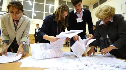 «Конкуренция буквально во всех субъектах»: как прошли региональные выборы в России