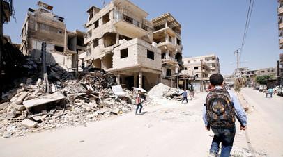 В Минобороны Армении заявили о намерении отправить гуманитарную помощь в Сирию