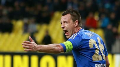 Терри до сих пор не дал согласие на переход в «Спартак»