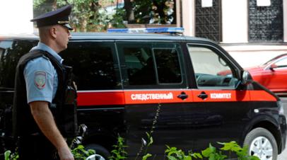Следователи начали проверку из-за частичного обрушения школы в Иркутской области