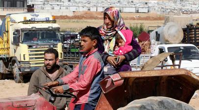 В ООН заявили о нехватке $270 млн для оказания помощи сирийским беженцам