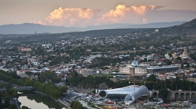 Экс-министр рассказал, что в лаборатории под Тбилиси могли проводить эксперименты над людьми