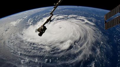 Трамп ввёл режим ЧП в штате Вирджиния из-за надвигающегося урагана «Флоренс»