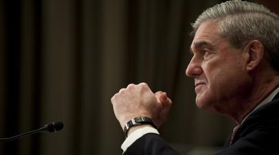 Сын Трампа заявил, что не боится «юридических последствий» расследования Мюллера