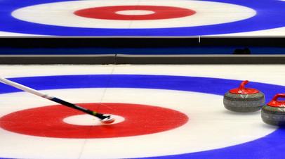 Российские кёрлингисты Комарова и Горячев потерпели второе подряд поражение на этапе КМ в Китае