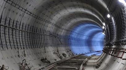 На восточном участке БКЛ в Москве началось строительство второго тоннеля