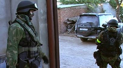 В НАК подтвердили ликвидацию боевика в Дагестане