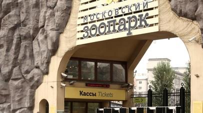 Московский зоопарк объявил о переходе на зимний график с 16 сентября