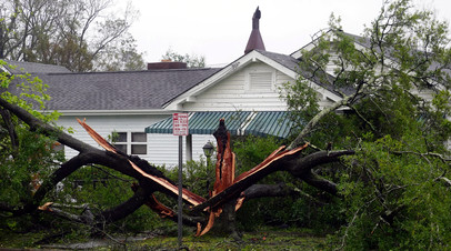 Число жертв урагана «Флоренс» в США возросло до семи