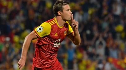 Тульский «Арсенал» разгромил «Крылья Советов» в матче седьмого тура РПЛ